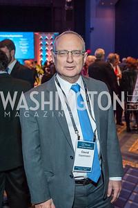 David Saperstein. Photo by Tony Powell. 2017 J Street Gala. Convention Center. February 27, 2017