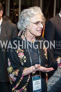 Carol Winograd. Photo by Tony Powell. 2017 J Street Gala. Convention Center. February 27, 2017