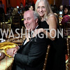 Walter and Donna Pennington. Photo by Tony Powell. 2017 JDRF Gala. Building Museum. November 4, 2017