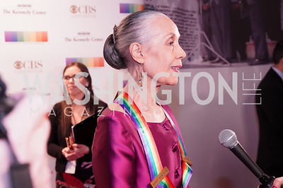 Carmen de Lavallade. Photo by Tony Powell. 2017 Kennedy Center Honors. December 3, 2017