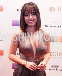 Becky G. Photo by Tony Powell. 2017 Kennedy Center Honors. December 3, 2017