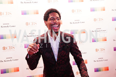 Jon Batiste. Photo by Tony Powell. 2017 Kennedy Center Honors. December 3, 2017