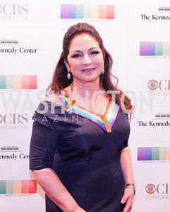 Gloria Estefan. Photo by Tony Powell. 2017 Kennedy Center Honors. December 3, 2017