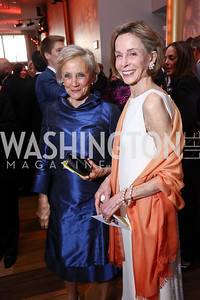 Jill Udall, Eden Rafshoon. Photo by Tony Powell. 2017 Kennedy Center Spring Gala. May 8, 2017