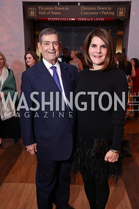 Ken and Jackie Duberstein. Photo by Tony Powell. 2017 Kennedy Center Spring Gala. May 8, 2017