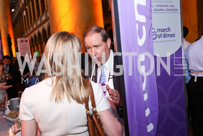Sen. Tom Udall. Photo by Tony Powell. 2017 March of Dimes Gourmet Gala. Building Museum. May 23, 2017