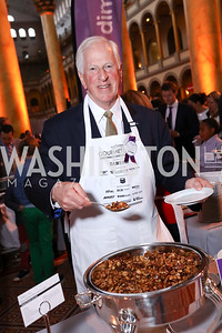 Rep. Mike Thompson. Photo by Tony Powell. 2017 March of Dimes Gourmet Gala. Building Museum. May 23, 2017