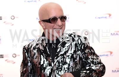 Paul Shaffer. Photo by Tony Powell. 2017 Mark Twain Prize. Kennedy Center. October 22, 2017