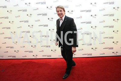 Martin Short. Photo by Tony Powell. 2017 Mark Twain Prize. Kennedy Center. October 22, 2017