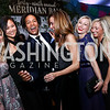Anna VanMeter, Jeanhee Kim, Paul Wharton, Erika Gutierrez, Sarah Brutschy, Amanda Burger. Photo by Tony Powell. 2017 Meridian Ball. October 20, 2017