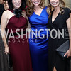 Tracy Bernstein, Lee Satterfield, Robyn Bash. Photo by Tony Powell. 2017 Meridian Ball. October 20, 2017