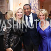 Jane Cafritz, Eric Motley, Kathleen Kennedy Townsend. Photo by Tony Powell. 2017 Michelin Guide. Residence of France. October 17, 2017
