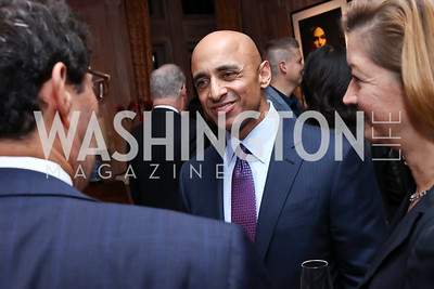 UAE Amb. Yousef Al-Otaiba. Photo by Tony Powell. 2017 Michelin Guide. Residence of France. October 17, 2017