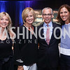 Jane Fishkin, Elizabeth Bernstein, Peter Shields, Hillary Baltimore. Photo by Tony Powell. 2017 N Street Village Luncheon. June 15, 2017