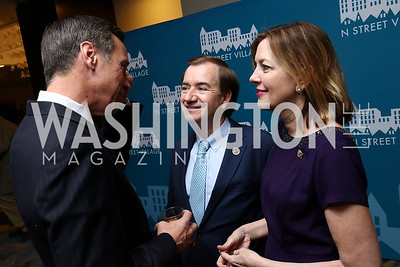Rep. Ed Royce and Marie Royce. Photo by Tony Powell. 2017 N Street Village Gala. Marriott Marquis. March 14, 2017
