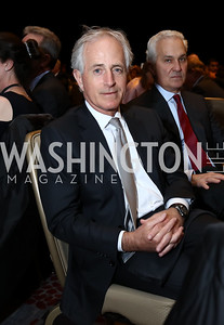 Sen. Bob Corker. Photo by Tony Powell. 2017 N Street Village Gala. Marriott Marquis. March 14, 2017