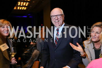 Rep. Joe Crowley. Photo by Tony Powell. 2017 N Street Village Gala. Marriott Marquis. March 14, 2017