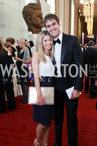 Melissa and Ben Gottesman. Photo by Tony Powell. 2017 NSO Gala. Kennedy Center. September 24, 2017