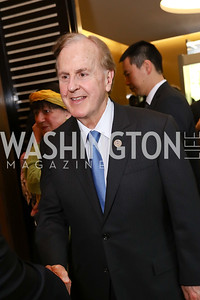 Rep. Robert Pittenger. Photo by Tony Powell. 2017 National Cherry Blossom Festival. Residence of Japan. April 4, 2017