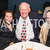 Lisette Barry, Kent Davis, Donna Shore  . Photo by Alfredo Flores.  2017 National Dialogue Awards. National Press Club. November 16, 2017.
