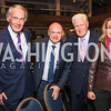 Senator Ed  Markey , Mark Kelly, Gabrielle Giffords, Jim Moran. Photo by Alfredo Flores.  2017 National Dialogue Awards. National Press Club. November 16, 2017.