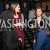 Rhonda Fitzgerald, Breanna Swims, Xiomera Contreras, Emma Pettit . Photo by Alfredo Flores.  2017 National Dialogue Awards. National Press Club. November 16, 2017.