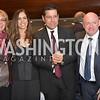Gabrielle Giffords,  Tara Compton Parsan, Ambassador Neil Parsan, Captain Mark Kelly.    Photo by Jane Pennewell.  2017 National Dialogue Awards. National Press Club. November 16, 2017.
