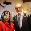 Allyson McKithen, Amb David O'Sullivan. Photo by Patricia McDougall.  2017 National Dialogue Awards. National Press Club. November 16, 2017