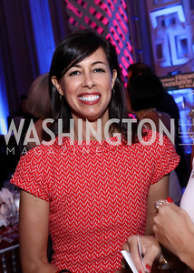 FCC Commissioner Jessica Rosenworcel. Photo by Tony Powell. 2017 Noche de Gala. Mayflower Hotel. September 11, 2017