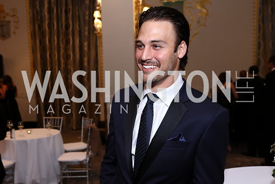 Ryan Guzman. Photo by Tony Powell. 2017 Noche de Gala. Mayflower Hotel. September 11, 2017