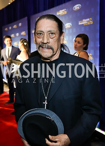 Danny Trejo. Photo by Tony Powell. 2017 Noche de Gala. Mayflower Hotel. September 11, 2017