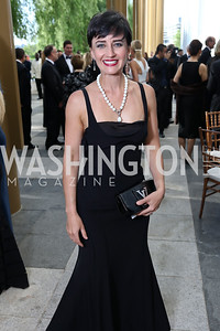 Claudia Cotca. Photo by Tony Powell. 2017 Opera Ball. Kennedy Center. June 3, 2017