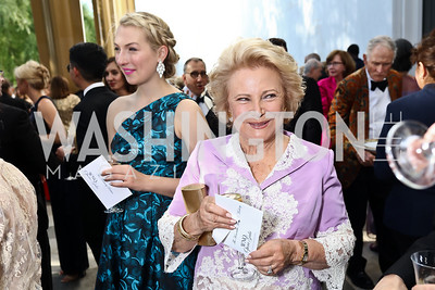 Mary Mochary. Photo by Tony Powell. 2017 Opera Ball. Kennedy Center. June 3, 2017