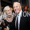 Willee Lewis, Robert Heggestad. Photo by Tony Powell. 2017 PEN Faulkner Gala. The Showroom. October 16, 2017