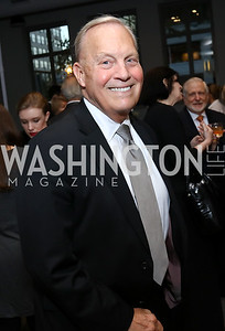 Robert Heggestad. Photo by Tony Powell. 2017 PEN Faulkner Gala. The Showroom. October 16, 2017