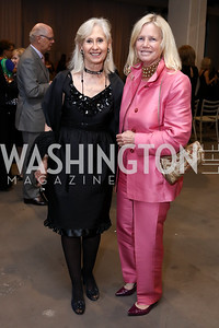 Willee Lewis, Susan Blumenthal. Photo by Tony Powell. 2017 PEN Faulkner Gala. The Showroom. October 16, 2017