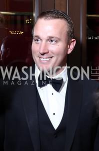 Sgt. Dakota Meyer. Photo by Tony Powell. 2017 PenFed Night of Heroes Gala. Trump Hotel. May 4, 2017