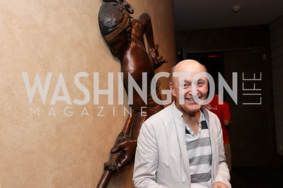Victor Shargai. Photo by Tony Powell. 196th Anniversary of the Independence of Peru. NMAI. July 27, 2017