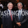 Peru Amb. Carlos Pareja, National Museum of the American Indian Director Kevin Gover. Photo by Tony Powell. 196th Anniversary of the Independence of Peru. NMAI. July 27, 2017