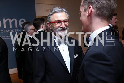 Joe Perta. Photo by Tony Powell. 2017 Phillips Collection Gala. May 19, 2017