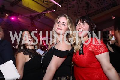 Sarah Nash, Megan Rognrud, Jamie Silver. Photo by Tony Powell. 2017 RAMMY Awards. Convention Center. July 30, 2017