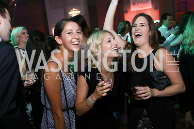 Lani Furbank, Jessica Berman, Elizabeth Geny. Photo by Tony Powell. 2017 RAMMY Awards. Convention Center. July 30, 2017