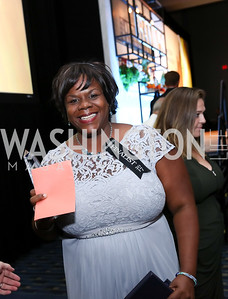 Wine Program of the Year Winner Nadine Brown. Photo by Tony Powell. 2017 RAMMY Awards. Convention Center. July 30, 2017