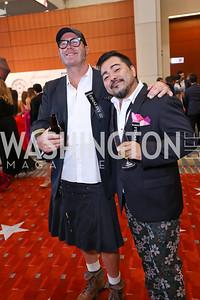 Jeremy Carman, Katsuya Fukushima. Photo by Tony Powell. 2017 RAMMY Awards. Convention Center. July 30, 2017