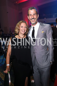 Shelley Vilov, Braulio Agnese. Photo by Tony Powell. 2017 RAMMY Awards. Convention Center. July 30, 2017