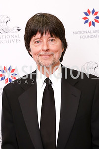 Ken Burns. Photo by Tony Powell. 2017 Records of Achievement Gala. Archives. October 21, 2017