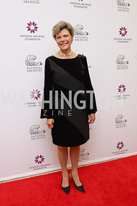 Cokie Roberts. Photo by Tony Powell. 2017 Records of Achievement Gala. Archives. October 21, 2017