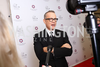 Tom Hanks. Photo by Tony Powell. 2017 Records of Achievement Gala. Archives. October 21, 2017