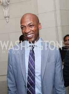 Henry Childs. Photo by Tony Powell. 2017 Social Secretaries Reception. Meridian. July 17, 2017