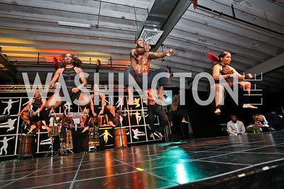 Photo by Tony Powell. 2017 Step Afrika Gala. Union Market. June 1, 2017